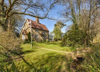 Peaceful Country Lane With Land, Village Outskirts, West Sussex RH20, south east england property