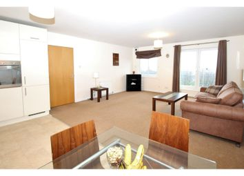 Thumbnail 2 bed flat for sale in Midstocket View, Aberdeen