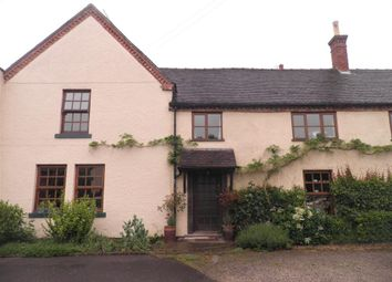 Thumbnail 2 bed flat to rent in Brook House Mews, High Street, Repton, Derby