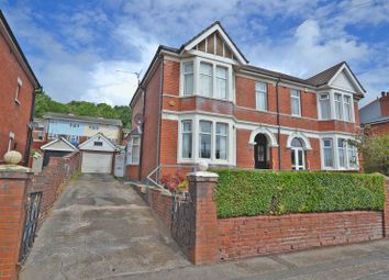 Thumbnail 4 bed semi-detached house for sale in Large Period House, Chepstow Road, Newport