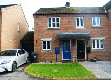 Thumbnail 2 bedroom end terrace house for sale in Blenheim Close, Scorton, Richmond, North Yorkshire