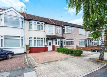 Thumbnail 3 bed terraced house for sale in Amery Gardens, Gidea Park, Romford