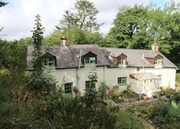Thumbnail 5 bed detached house for sale in Abermeurig, Lampeter