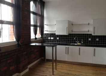 Thumbnail 1 bed flat to rent in Hall Street, Oldham