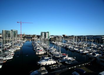 Thumbnail 2 bed flat to rent in Sutton Wharf, Plymouth