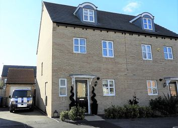 Thumbnail 4 bed town house for sale in Ocean Drive, Warsop, Mansfield