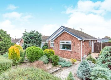 Thumbnail 2 bed detached bungalow for sale in Grange Avenue, Bawtry, Doncaster