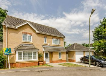 Thumbnail 6 bed detached house for sale in Oxford Avenue, Southgate