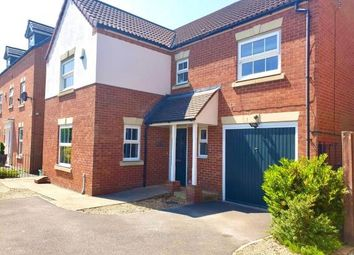 Thumbnail 3 bed detached house for sale in Parish Gardens, Leyland, Lancashire, .