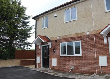 Thumbnail 3 bedroom semi-detached house to rent in Rhos Llantwit, Caerphilly