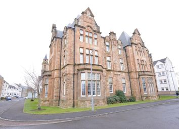 Thumbnail 1 bed flat for sale in 48 Parklands Oval, Glasgow