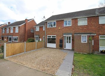 Thumbnail 3 bed terraced house for sale in Chapel Road, Lingwood, Norwich