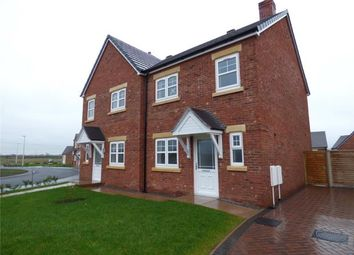 Thumbnail 3 bed semi-detached house for sale in Loweswater, Harvest Park, Silloth, Wigton