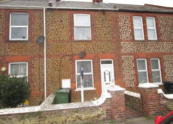 Thumbnail 3 bed terraced house for sale in Crescent Road, Hunstanton