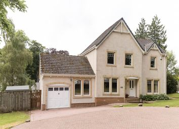 Thumbnail 4 bed detached house for sale in St. Bean Court, Auchterarder