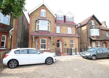 Thumbnail 2 bed flat to rent in Hawes Road, Bromley