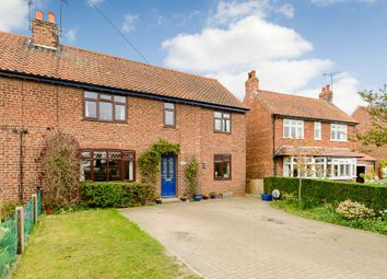 Thumbnail 4 bedroom semi-detached house for sale in Roseberry Cottage, Huby, York, North Yorks