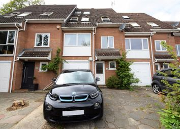 Thumbnail 4 bed town house for sale in Romney Drive, Bromley