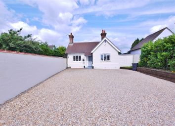 Thumbnail 3 bed detached bungalow for sale in New Road, Lambourne End, Essex