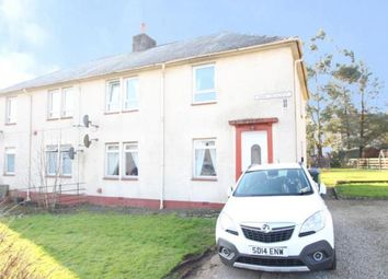 Thumbnail 2 bed flat for sale in Park Crescent, Stewarton, East Ayrshire