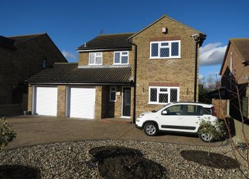 Thumbnail 4 bed detached house for sale in Hazelville Close, Dovercourt, Harwich