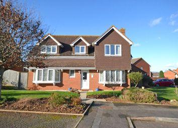 Thumbnail 4 bed detached house for sale in Alphington, Exeter, Devon