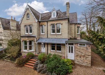 Thumbnail 8 bed detached house for sale in Tunwells Lane, Great Shelford, Cambridge