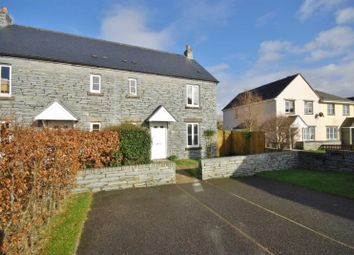 Thumbnail 3 bed semi-detached house to rent in Dymond Close, Camelford