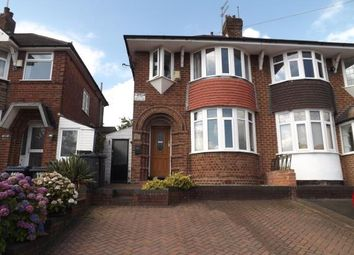 Thumbnail 3 bed semi-detached house for sale in Upper Meadow Road, Quinton, Birmingham, West Midlands