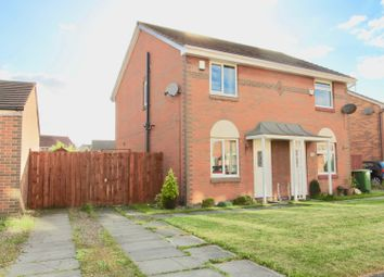 Thumbnail 2 bed semi-detached house for sale in Rosthwaite Close, Hartlepool