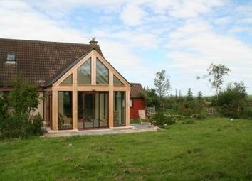 Thumbnail 3 bed detached house to rent in Forres