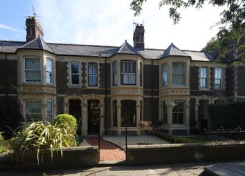 Thumbnail 2 bedroom flat for sale in Plasturton Avenue, Pontcanna, Cardiff