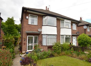 Thumbnail 3 bed semi-detached house for sale in Houghley Close, Leeds, West Yorkshire