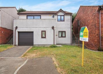 Thumbnail 3 bedroom detached house for sale in Penwithick, St. Austell, Cornwall