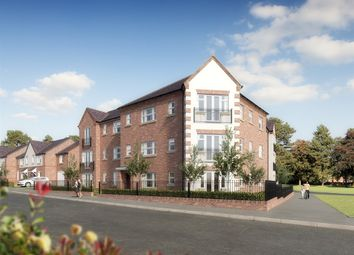 Thumbnail 2 bed flat for sale in Gospel Oak Road, Ocker Hill, Tipton
