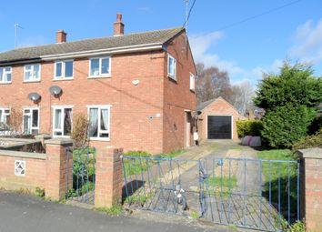 Thumbnail 3 bed semi-detached house for sale in Anne Road, Sutton Bridge, Spalding, Lincolnshire