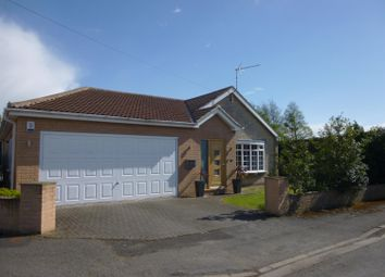 Thumbnail 3 bed detached bungalow for sale in Holm Road, Westwoodside, Doncaster