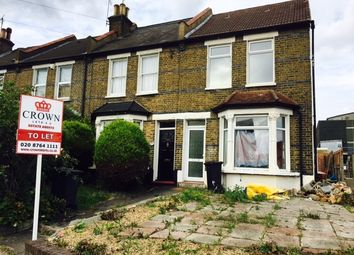 Thumbnail 3 bed end terrace house to rent in Handcroft Road, Croydon