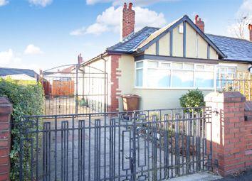 Thumbnail 2 bedroom semi-detached bungalow for sale in Oak Road, Halton, Leeds
