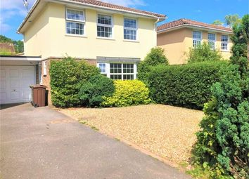 Thumbnail 4 bed detached house for sale in Cumberland Avenue, Guildford, Surrey