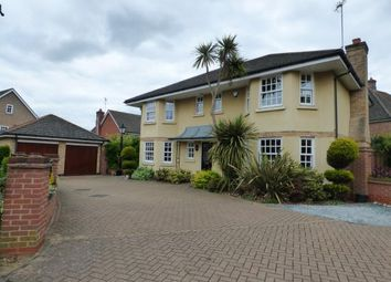 Thumbnail 5 bed detached house for sale in Oakwood Drive, Billericay