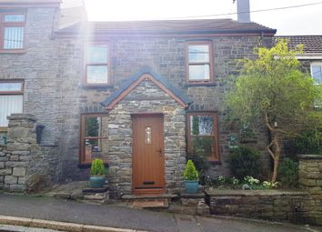 Thumbnail 2 bed terraced house for sale in Rose Row, Cwmbach, Aberdare