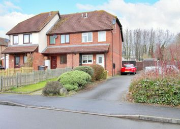Thumbnail 2 bed end terrace house for sale in Swallowfields, Andover