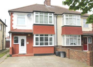 Thumbnail 4 bed semi-detached house for sale in Hitherbroom Road, Hayes