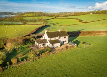Thumbnail 4 bedroom detached house for sale in Kennerleigh, Crediton