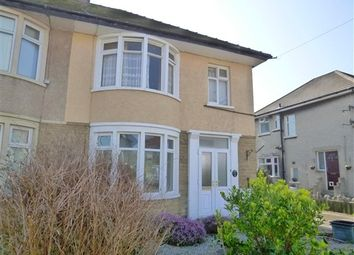 Thumbnail 1 bed flat to rent in Clifton Drive, Bare, Morecambe