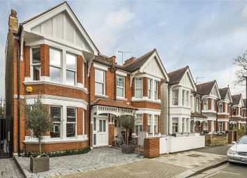 Thumbnail 4 bedroom semi-detached house for sale in Alwyn Avenue, London