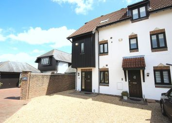 Thumbnail 3 bed end terrace house for sale in Endeavour Way, Hythe, Southampton