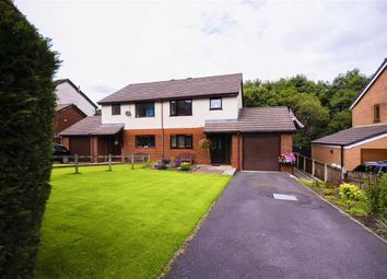 Thumbnail 3 bed semi-detached house for sale in Beaconsfield Street, Great Harwood, Blackburn