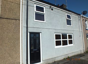 Thumbnail 3 bed terraced house for sale in Globe Row, Dafen, Llanelli, Carmarthenshire